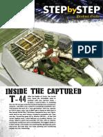 Inside the Captured t44 ENG