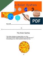 1-The Solar System