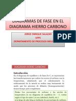 Diagrama de Fase en El Diagrama Hierro Carbono