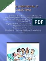 Salud Individual y Colectiva