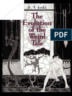The Evolution of the Weird Tale