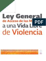 Ley Acceso Mujeres Sin Violencia