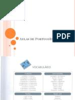 Aulas de Português – A1 (1)