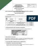 Informe Final de Evaluacion Cma Do Srn 093 2019