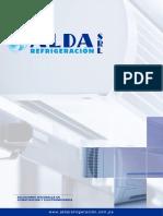 Brouchure Alda Refrigeracion