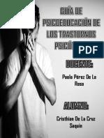 guia de psicoeducacion de trastornos psicoticos