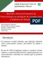 Apresentação Biotec