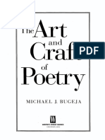The Art & Craft of Poetry - Michael J Bugeja.pdf