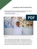 A Ascensão e a Queda de José Fernando Pinto Da Costa