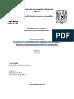 Protocolo Organometálica