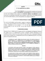 Proceso Contra Juan Manuel Hoyos-27/09/209