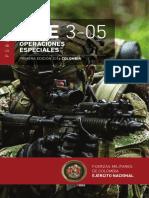 Mfe 3-05 Operaciones Especiales