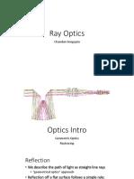 Ray Optics by Senjics