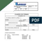 Manual de Seguridad y Prevención de Riesgos Laborales Lanco S.A