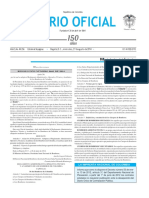Resolución 661 de 2014 (Reglamento Administrativo, Operativo, Técnico y Académico de Los Bomberos de Colombia)-Convertido