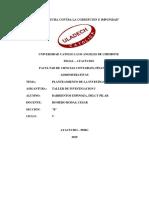 Planteamiento de La Investigación Cientifica Ficha 1-6