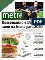20190927 Metro Sao Paulo