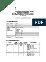 Silabo Ingeniería Financiera2 2019-B Ing Industrial