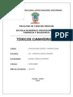 TOXICOS CIANHIDRICOS
