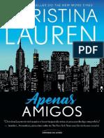 Christina Lauren - Apenas Amigos