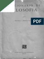 Abbagnano, Nicola - Diccionario de filosofía.pdf