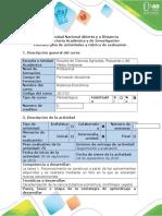 Guía de Actividades y Rubrica de Evaluación Tarea 1 - Reconocimiento (1)