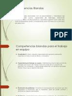 Competencias Blandas - Gestion