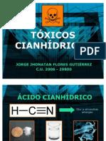 TÓXICOS CIANHIDRICOS
