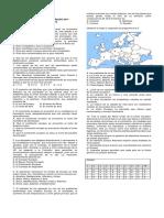 Evaluación Europa