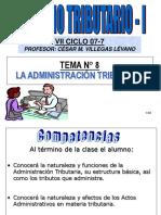 Tema.8.La.administ.tributaria