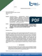 06-08-2019--Informe de Posible Incumplimiento Consorcio Locativo