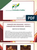 MOTIVAÇÃO_Formação para pregadores e intercessores