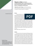 aline maria thomé arruda - haitianos no brasil e república dominicana.pdf