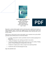 IELTS course pack