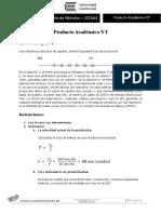 Producto Académico N - 1