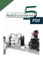 5. Rendimiento Café Cereza
