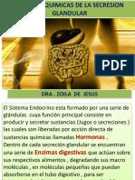 1 Bases Bioquimicas de La Secresion Glandular 1