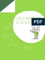 Guía Docente Programacion de Las Cosas
