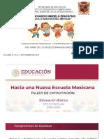 La Nueva Escuela Mexicana Curso