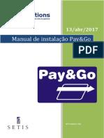 Pay&Go - Manual de Instalação