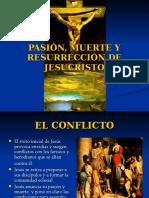 CAP.4  PASIÓN, MUERTE Y RESURRECCIÓN DE JESUCRISTO.ppt