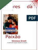 Vanessa Grant - Cores Da Paixão (Bianca 810)