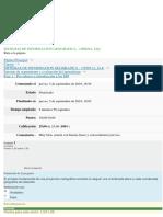 Evaluacion Unidad 1 Sistemas de Informacion Geografica