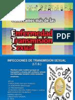 Infecciones de Transmisión Sexual (i.t Para La Iglesia