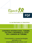 Presentación ETR CITCD 2010