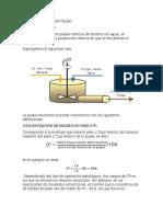 Caracterización de Pulpas