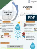 Aqualisa Quartz-Syndicate 1 NDHI