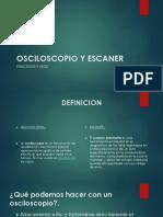 Oscoloscopio