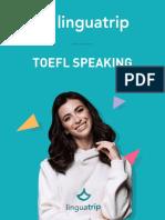 TOEFL August 2019 speaking template