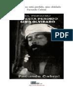 Cabral Facundo - El Paraiso No Esta Perdido.PDF